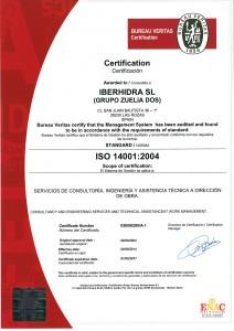 ISO 14001 IBER 2014